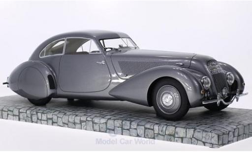 Bentley Embiricos 1/18 Minichamps metallise grigio RHD 1938 First Class Collection modellino in miniatura