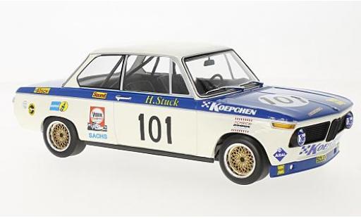 Bmw 2002 1/18 Minichamps No.101 Koepchen Tuning ADAC Eifelrennen 1971 H-J.Stuck miniature