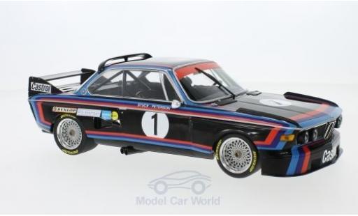 Bmw 3.0 S 1/18 Minichamps BMW CSL No.1 BMW Motorsport Norisring Trophäe 1974 H-J.Stuck miniature