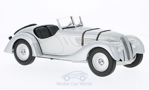 Bmw 328 1/18 Minichamps grigio 1936 modellino in miniatura