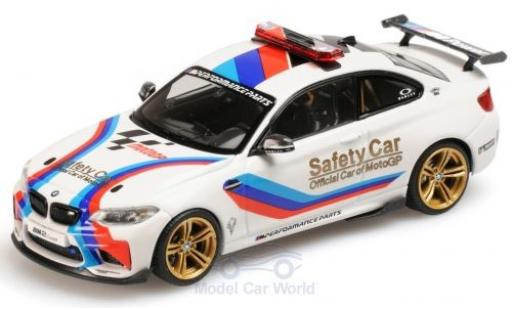 Bmw M2 1/43 Minichamps (F87) 2016 MotoGP Safety Car miniature
