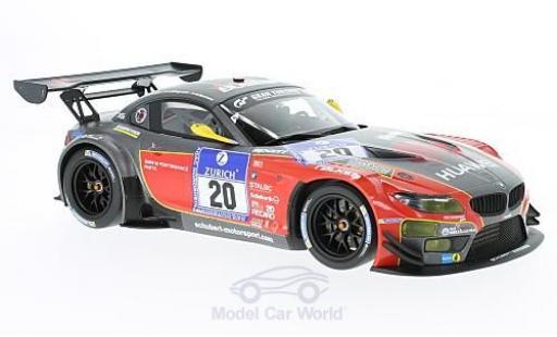 Bmw Z4 E89 1/18 Minichamps GT3  No.20 Team Schubert 24h Nürburgring 2015 D.Baumann/C.Hürtgen/J.Klingmann/M.Tomczyk miniature