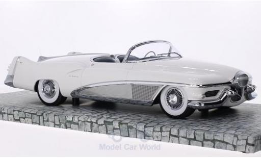 Buick Le Sabre 1/18 Minichamps Concept blanche 1951 miniature
