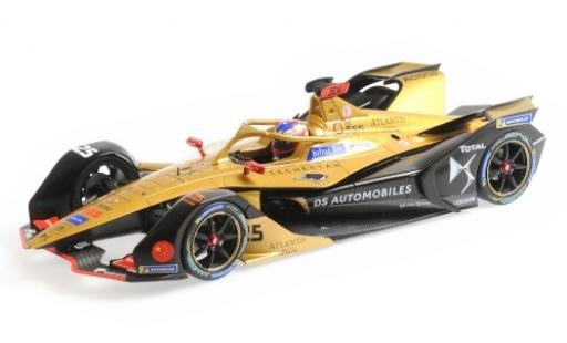 DS Automobiles E-Tense 1/18 Minichamps DS FE 19 No.25 DS Techeetah Formula E Team Formel E 2018 J. - E. Vergne miniature