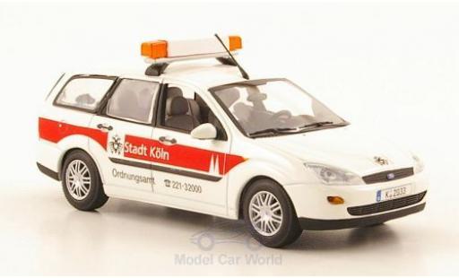 Ford Focus 1/43 Minichamps Turnier Köln 1997 Ordnungsamt miniature