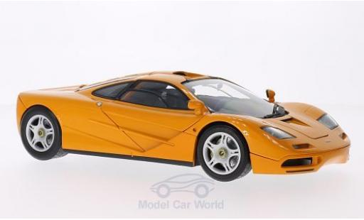 McLaren F1 1/18 Minichamps orange 1993 miniature