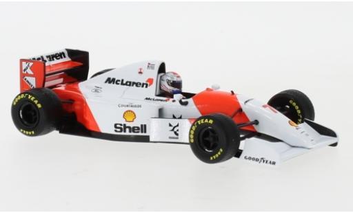 McLaren MP4-12C 1/43 Minichamps MP4/8 Ford No.7 Marlboro Formel 1 GP Europa 1993 M. Andretti miniature