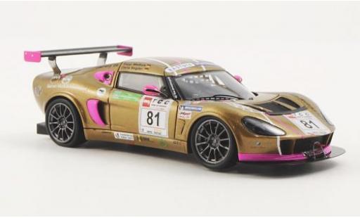 Melkus RS 2000 1/43 Minichamps GTR No.81 Hafner- Motorsport TCC 2010 diecast model cars