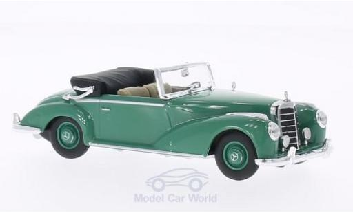 Mercedes 300 1/43 Minichamps S Cabriolet (W188) verte 1954 miniature