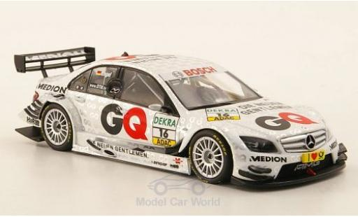 Mercedes Classe C DTM 1/43 Minichamps (2008) No.16 GQ 2009 M.Engel diecast model cars