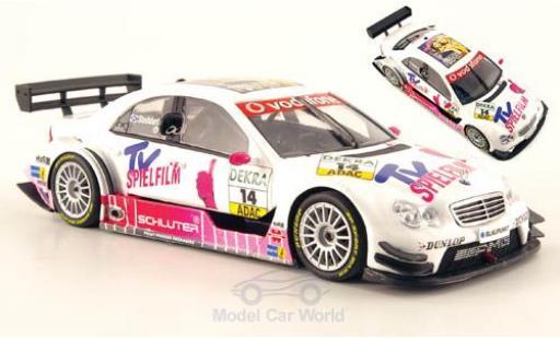 Mercedes Classe C DTM 1/43 Minichamps No.14 Team Mücke 2007 S.Stoddart diecast model cars