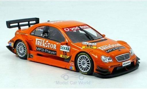 Mercedes Classe C DTM 1/43 Minichamps No.15 2007 diecast model cars