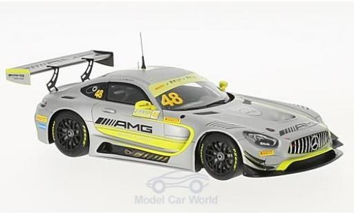 Mercedes Classe G 1/43 Minichamps GT3 No.48 -AMG Team Driving Academy Fia GT World Cup Macau GT Cup 2017 E.Mortara miniature
