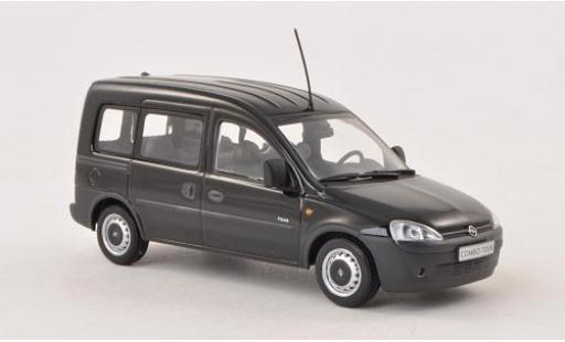 Opel Combo 1/43 Minichamps Tour black 2002 diecast model cars
