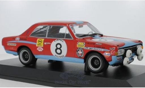 Opel Commodore 1/18 Minichamps A Steinmetz No.8 24h Spa 1972 C.Tuerlinx/T.Pilette miniature