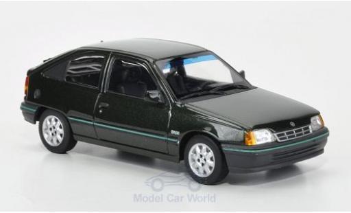 Opel Kadett 1/43 Minichamps E Dream metallic green 1989 diecast