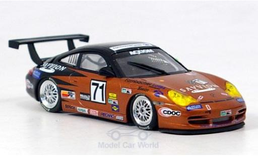 Porsche 996 GT3 1/43 Minichamps 911  No.71 24h Daytona 2005 Ehret/Price/Farnbacher/Henzler miniature