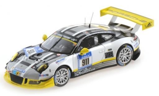 Porsche 991 GT3 R 1/43 Minichamps 911  No.11 24h Nürburgring 2016 N.Tandy/E.Bamber/P.Pilet/K.Estre diecast model cars