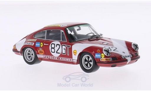 Porsche 911 SC 1/43 Minichamps S No.82 Kremer Racing ADAC 1000KM Nürburgring 1971 E.Kremer/J.Neuhaus miniature
