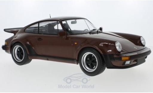 Porsche 930 Turbo 1/12 Minichamps 911 brown 1977 diecast model cars