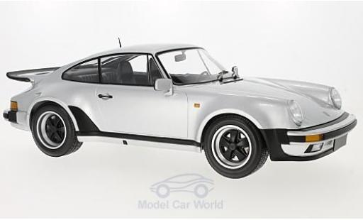 Porsche 930 Turbo 1/12 Minichamps 911 grey 1977 diecast model cars