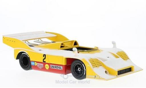 Porsche 917 K 1/18 Minichamps /10 No.2 Bosch Nürburgring 1973 Abschiedstour im Schnee W.Kauhsen/Dr.Heinemann miniature
