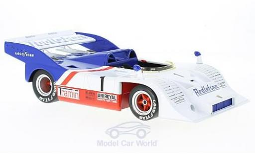 Porsche 917 1974 1/18 Minichamps /10 RHD No.1 Willi Kauhsen Racing Team Redlefsen Interserie Nürburgring E.Fittipaldi miniature