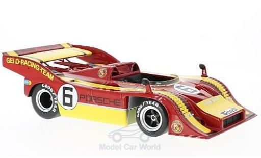 Porsche 917 1975 1/18 Minichamps /10 RHD No.6 Gelo Racing Team Interserie Zandvoort T.Schenken miniature