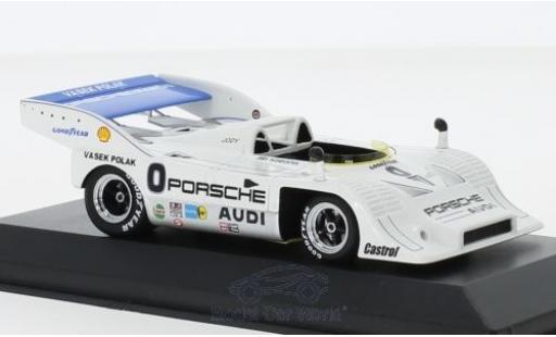 Porsche 917 1973 1/43 Minichamps /10 RHD Vask Polak Racing Can-Am Mosport J.Scheckter miniature