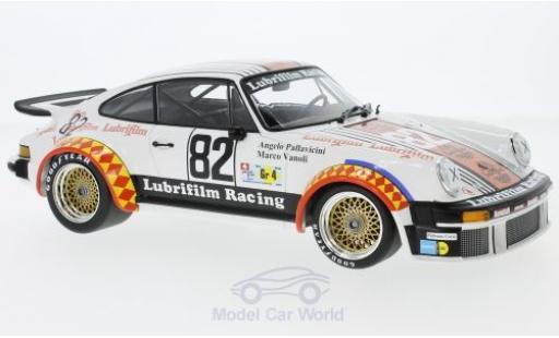 Porsche 934 1/18 Minichamps No.82 Lubrifilm Racing Team 24h Le Mans 1979 H.Müller/A.Pallavicini/M.Vanoli miniature