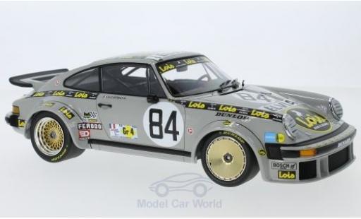 Porsche 934 1/18 Minichamps No.84 Anne-Charlotte Verney Team Lois 24h Le Mans 1979 A.C.Verney/P.Bardinon/R.Metge miniature
