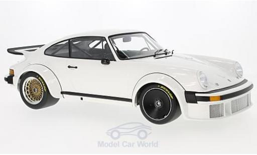 Porsche 934 1976 1/12 Minichamps white diecast model cars