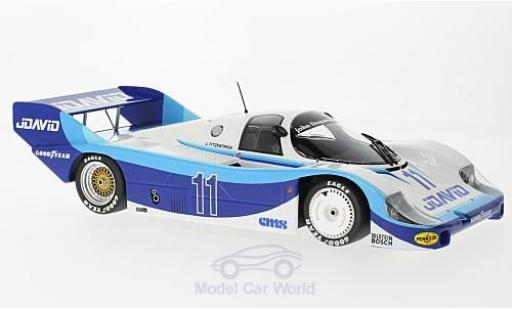 Porsche 956 1983 1/18 Minichamps K No.11 John Fitzpatrick Racing JDavid DRM Bergischer Löwe Zolder J.Fitzpatrick miniature