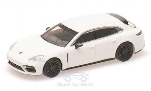 Porsche Panamera e-hybrid 1/87 Minichamps Turbo S E-Hybrid Sport Turismo blanco 2017 coche miniatura