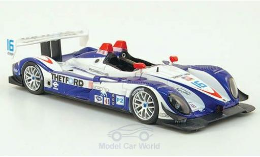 Porsche RS Spyder 1/43 Minichamps No.16 Dyson Racing ALMS 12h Sebring 2008 Dyson/Smith diecast model cars