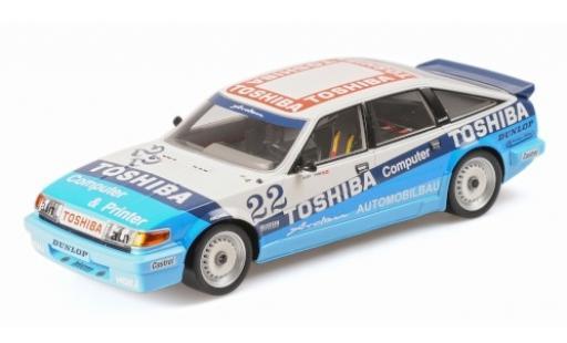 Rover Vitesse 1/18 Minichamps No.22 Team ATN Toshiba DTM 1986 K.Thiim miniature