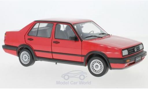 Volkswagen Jetta 1/18 Mission Model GT rouge miniature
