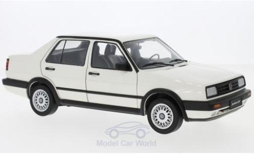 Volkswagen Jetta 1/18 Mission Model GT blanche miniature