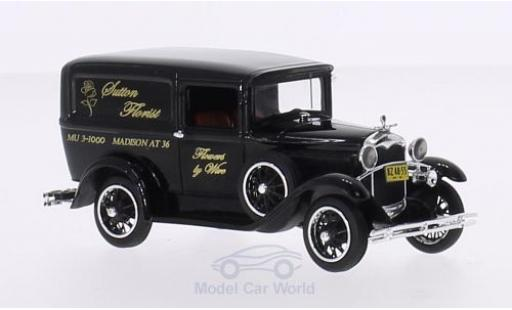 Ford Model A 1/43 Motorhead Livery black Sutton Florist 1931 diecast model cars