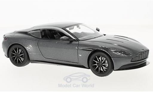 Aston Martin DB1 1/24 Motormax 1 metallise grise miniature
