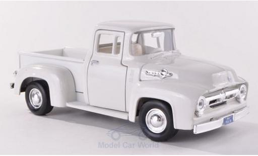 Ford F-1 1/24 Motormax 00 Pick Up blanche 1956 ohne Vitrine miniature