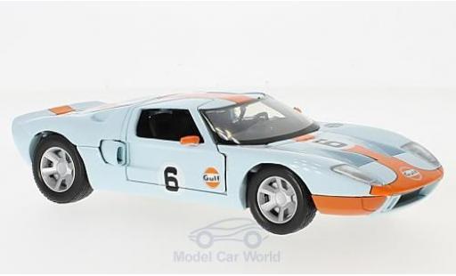 Ford GT 1/24 Motormax Gulf miniature
