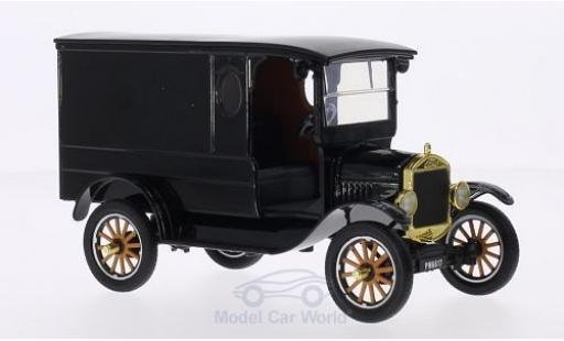 Ford Model T 1/24 Motormax noire 1925 Paddy Wagon miniature