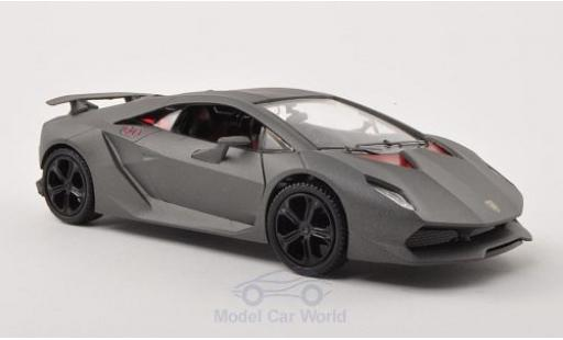 Lamborghini Sesto Elemento 1/24 Motormax matt-grey diecast