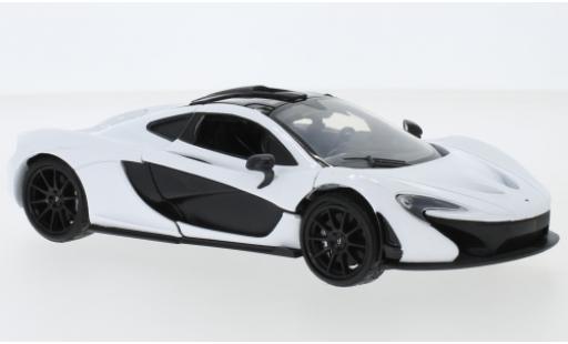 McLaren P1 1/24 Motormax blanche miniature