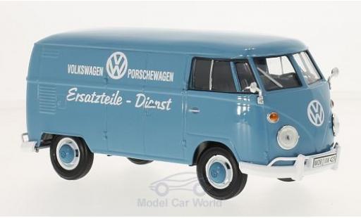 Volkswagen T1 A 1/24 Motormax Ersatzteile-Dienst Kastenwagen miniature
