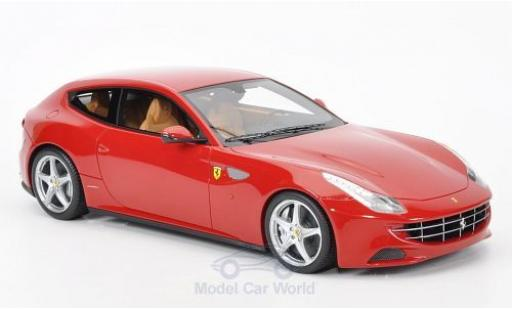 Ferrari FF 1/18 MR Collection rouge miniature