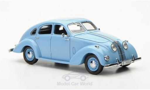 Adler 2.5 1/43 Neo L Autobahn bleue 1937 miniature