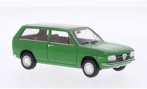 Alfa Romeo Alfasud 1/43 Neo Giardinetta verde 1975 modellino in miniatura