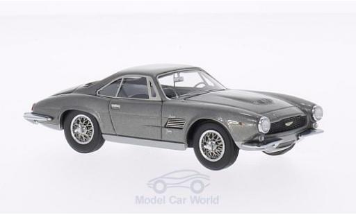 Aston Martin DB4 1/43 Neo GT Bertone Jet metallise grey 1961 diecast model cars